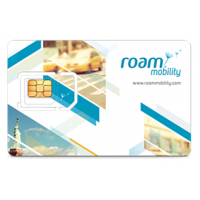Roam 4G LTE SIM Card (3-in-1) Mobility