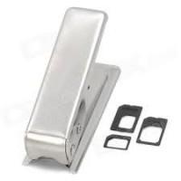 Accessory Nano SIM Cutter Mobility