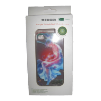 Case iPhone 4 Protective with LED light Mobility