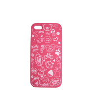 iPhone 5 Case Cartoon Hard