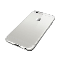 Case iPhone 6 Soft Clear Dark Mobility