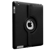 Case iPad Air Leather Black Mobility