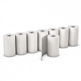 POS Thermal Paper Receipt Rolls 2-1/4'' (1-3/8'' diameter) 42' 10pcs