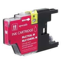 Ink Brother Compat LC75 Magenta Printer Supplies