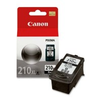 Ink Canon PG-210 Black Printer Supplies