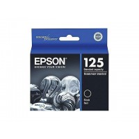 Epson 125 (T1251S) Original Standard Yield Black Ink Cartridge