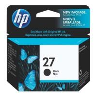 Ink HP 27 Black C8727A Printer Supplies