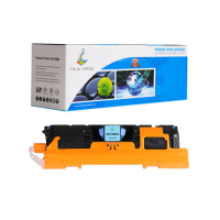 Laser HP 122A Yellow Q3962A Generic Remanufactured Printer Supplies