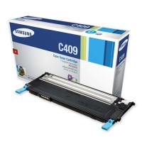 Laser Samsung CLT-C409S Cyan Printer Supplies