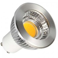 LED GU10 5 Watts Warm White