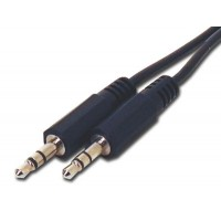 Audio Stereo 3.5mm M/M 15' Cable