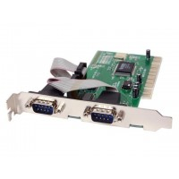 Syba High Speed Serial PCI 2-Ports Controller SD-PCI15039