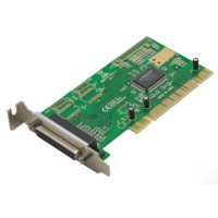 Syba Bi-Dir PCI Printer Card w/EPP/ECP (LP) Controller
