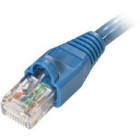 RJ45 UTP Cat5e Blue 100' Network Cable