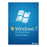 MS Windows 7 Professional 32bit OEM Software