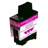 Ink Brother Compat LC41 Magenta Printer Supplies