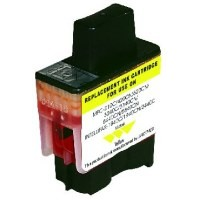 Ink Brother Compat LC41 Yellow Printer Supplies