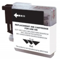Ink Brother Compat LC61 Black Printer Supplies