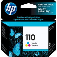 HP 110 Tri-colour Ink